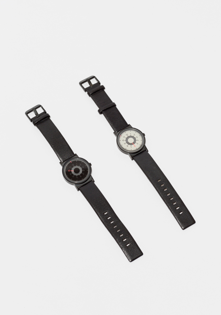 Dial watch produced by Watch Celona